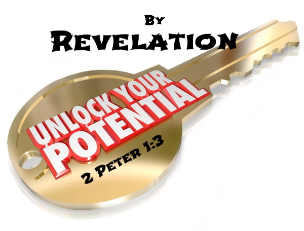 Unlock your potential by Revelation