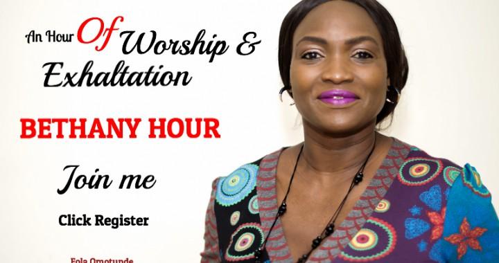 Bethany Hour 2015