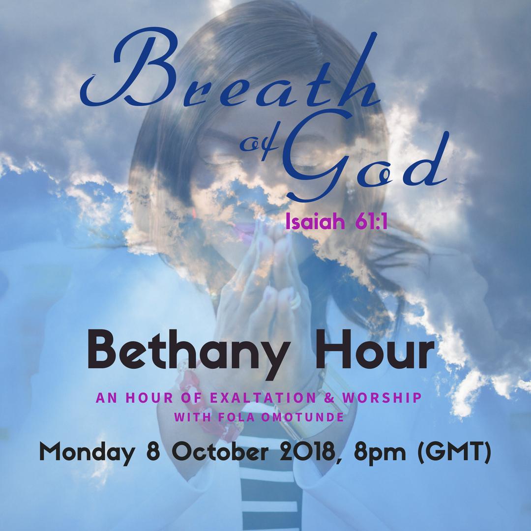 Bethany Hour 2018-3